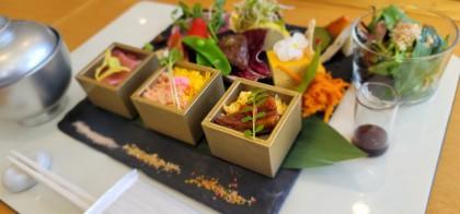 映えるランチ 寿司