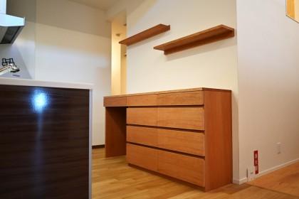 造作食器棚 富山 家具